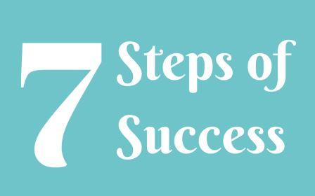 Seven Steps of Success icon image